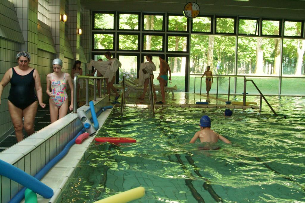 piscina termale Porretta