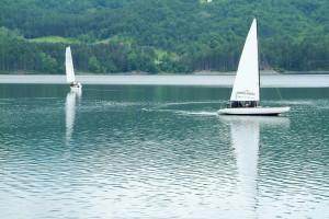 vela lago Suviana - Camugnano