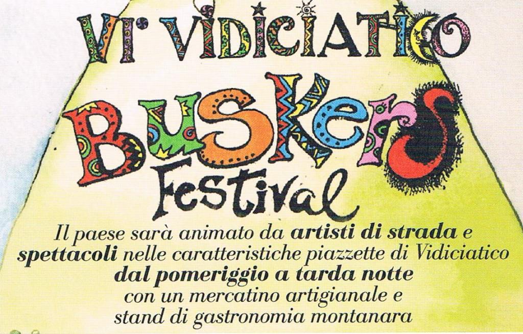 buskers festival copertina